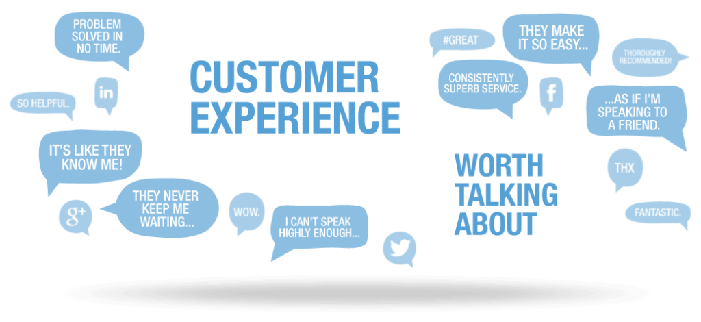 Exceptional Customer Experience