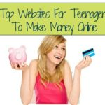 How To Make Money Online As A Teenager?