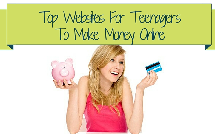 Make Money As A Teen