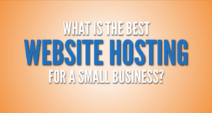 Webhosting-For-Small-Business
