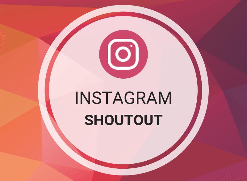 Instagram-Shoutouts